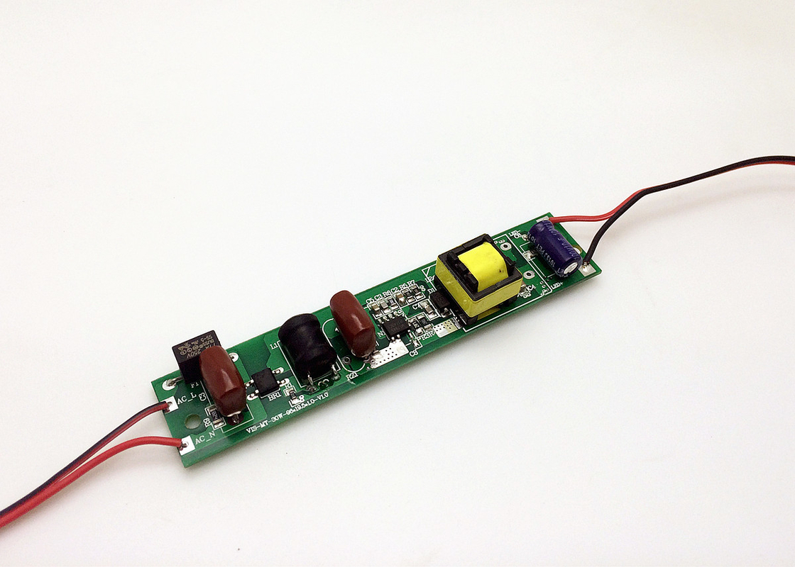 PF 0.9  Low Voltage Led Driver , 18W Non Isolated Led Driver Line Current 0.26 A