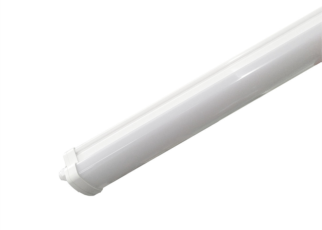 Natural White Waterproof LED Lights , Ultra Bright 4ft Led Tube Light Fixture For Museum