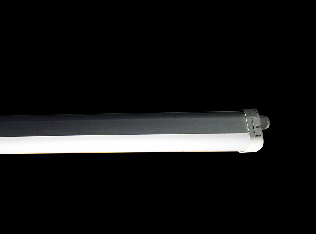 Alum material Waterproof LED Batten, Natural White,Long Lifetime,Railway Station